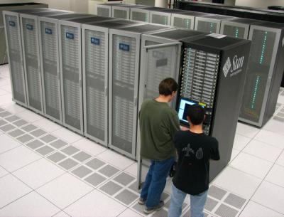 Super computer original image