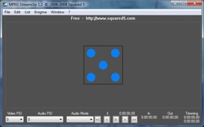 MPEG Streamclip screen shot