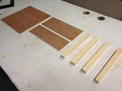 02 - parts cut