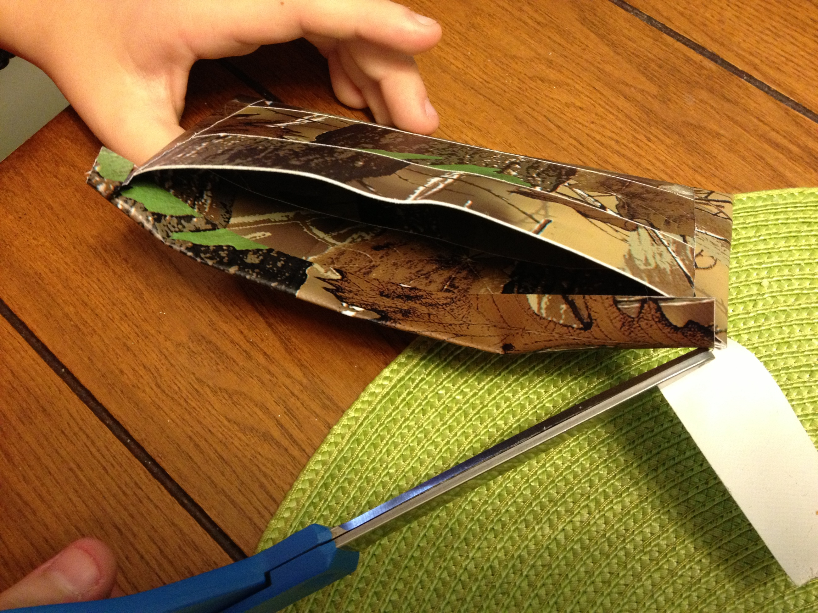 easy duct tape wallet instructions