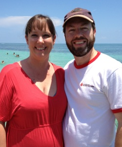 [Kurt Leucht and Samantha Leucht 15 year anniversary Key West trip photo]