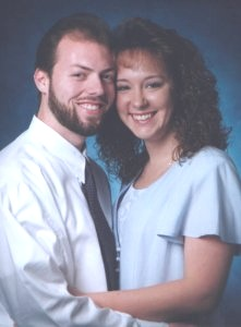 [Kurt Leucht and Samantha Bufford engagement photo]