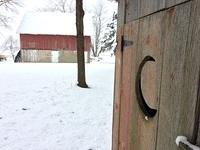 barn-and-door-and-snow