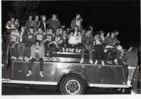 Football team homecoming parade - from Robyn Joos private photo collection.JPEG