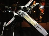 03 - large x-wing model