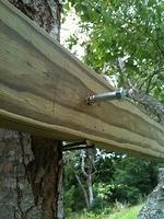 attaching main beam
